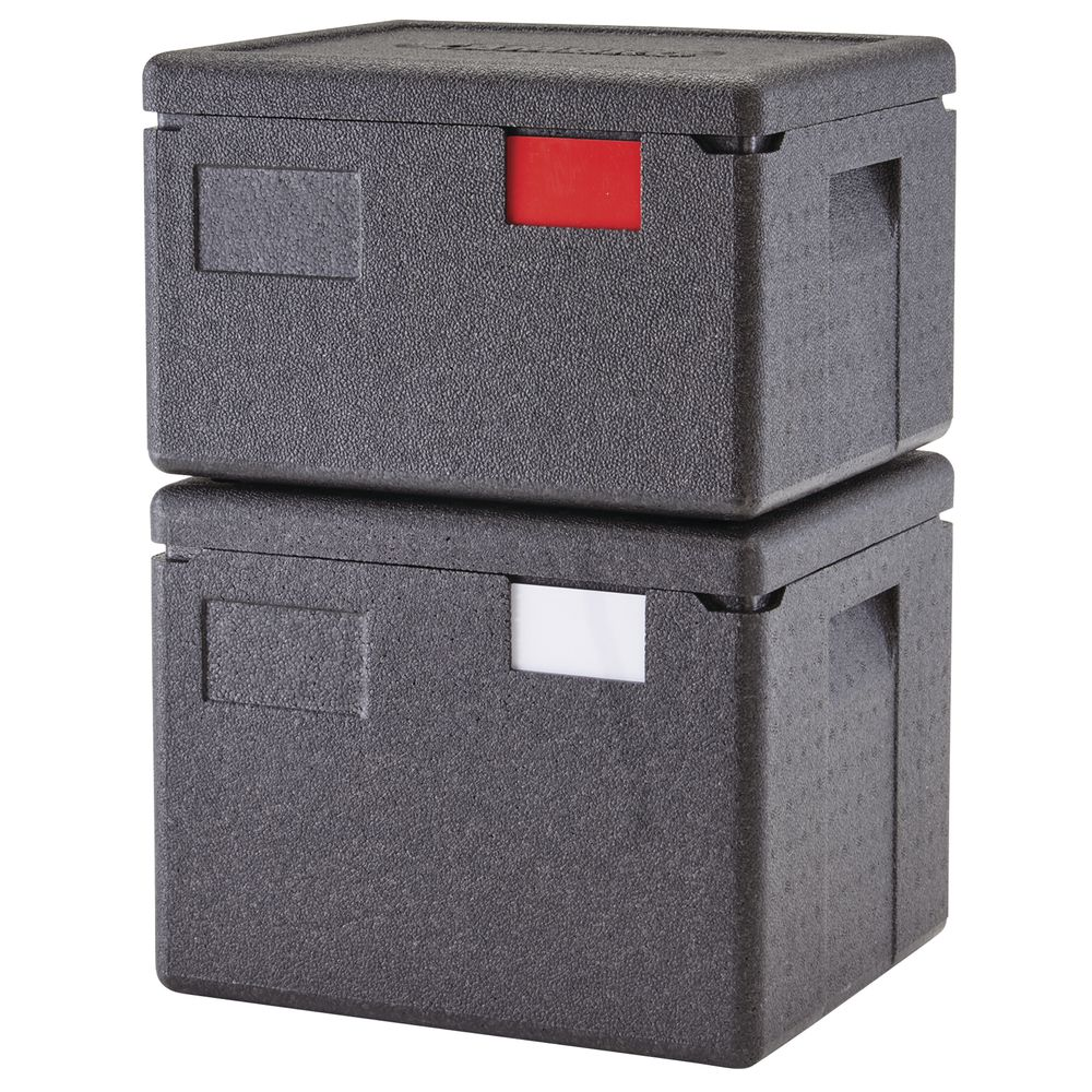 """Cambro® Cam GoBox® Top Loading Half Pan Carrier 15 2/5""""L x 13""""W x 12 2/5""""H"""