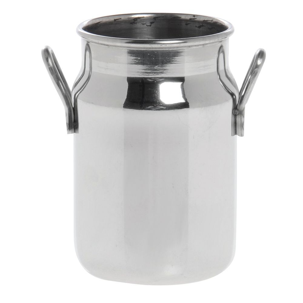 DISH, MINI SERVING, MILK CAN, 5 OZ