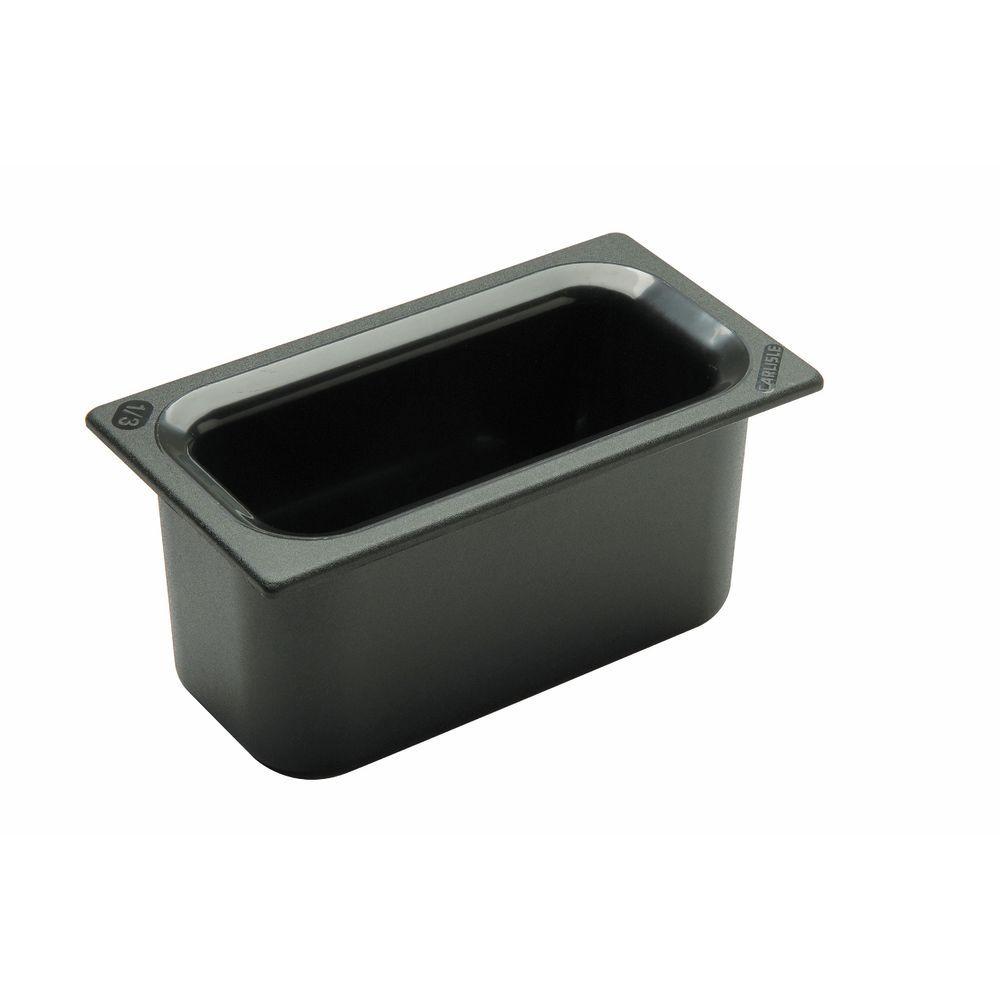 PAN, COLDMSTR, BLACK, 1/3 SIZE