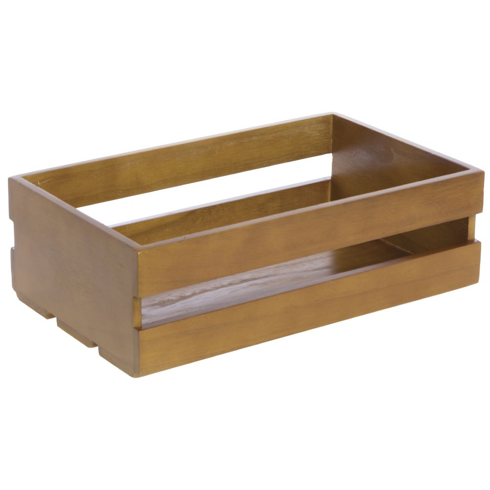 CRATE, LOW PROFILE, LARGE