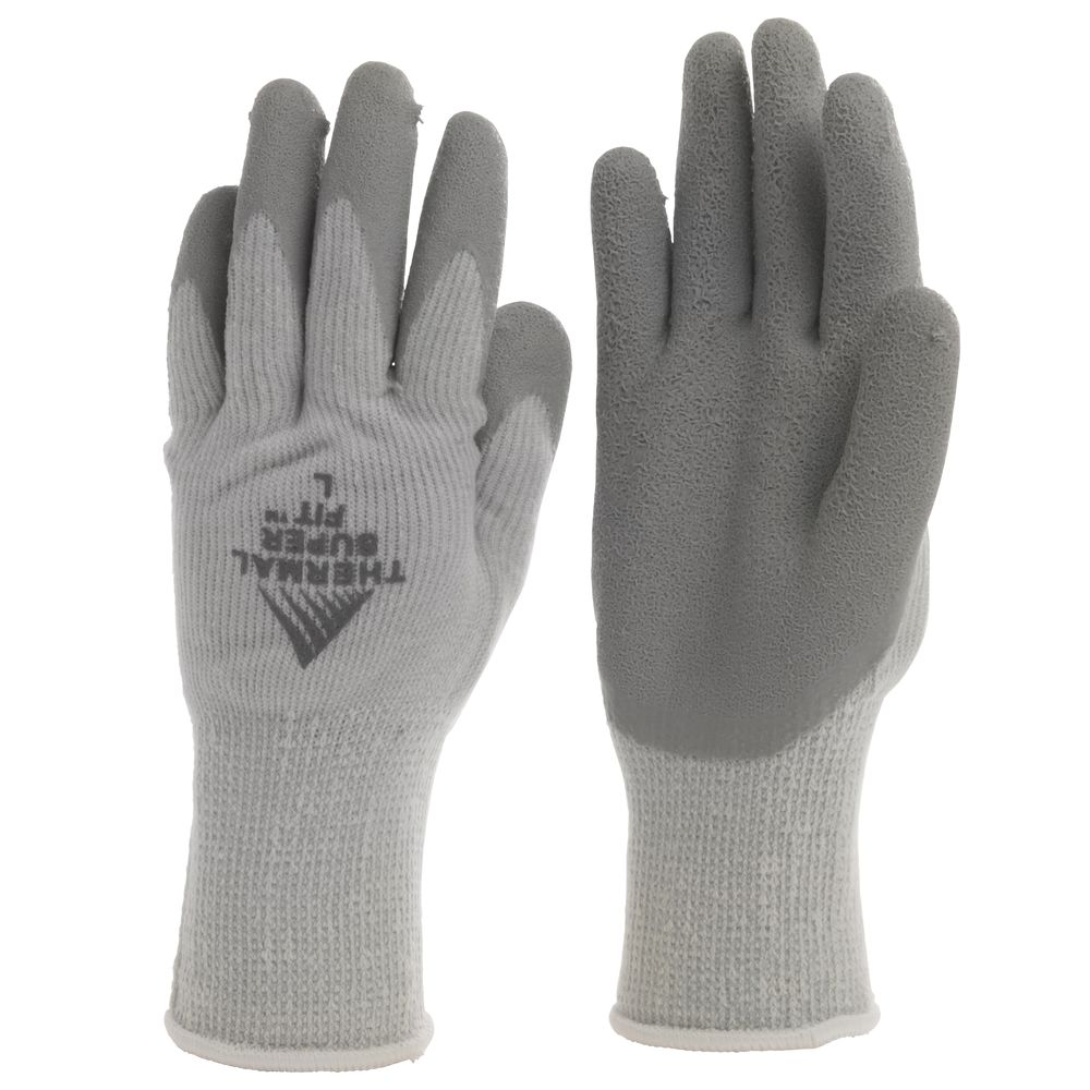 Super-Fit Thermal Gloves Large