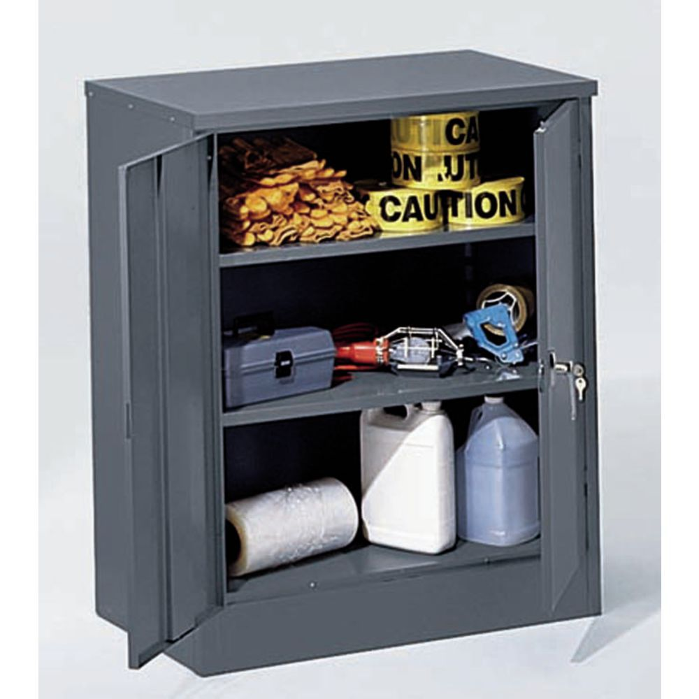 Steel Industrial Counter-Height Cabinet