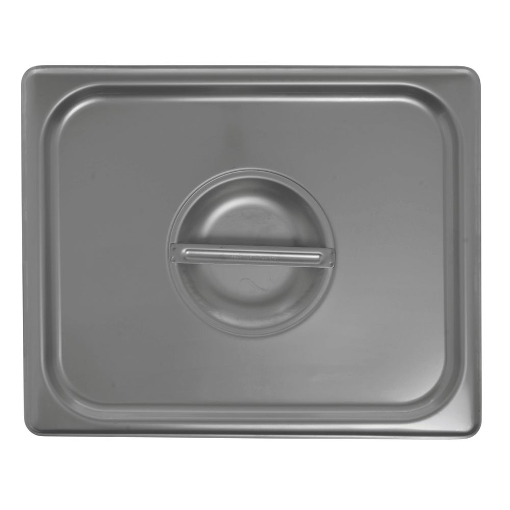 Stainless Steel Steam Pan Lid With Handle