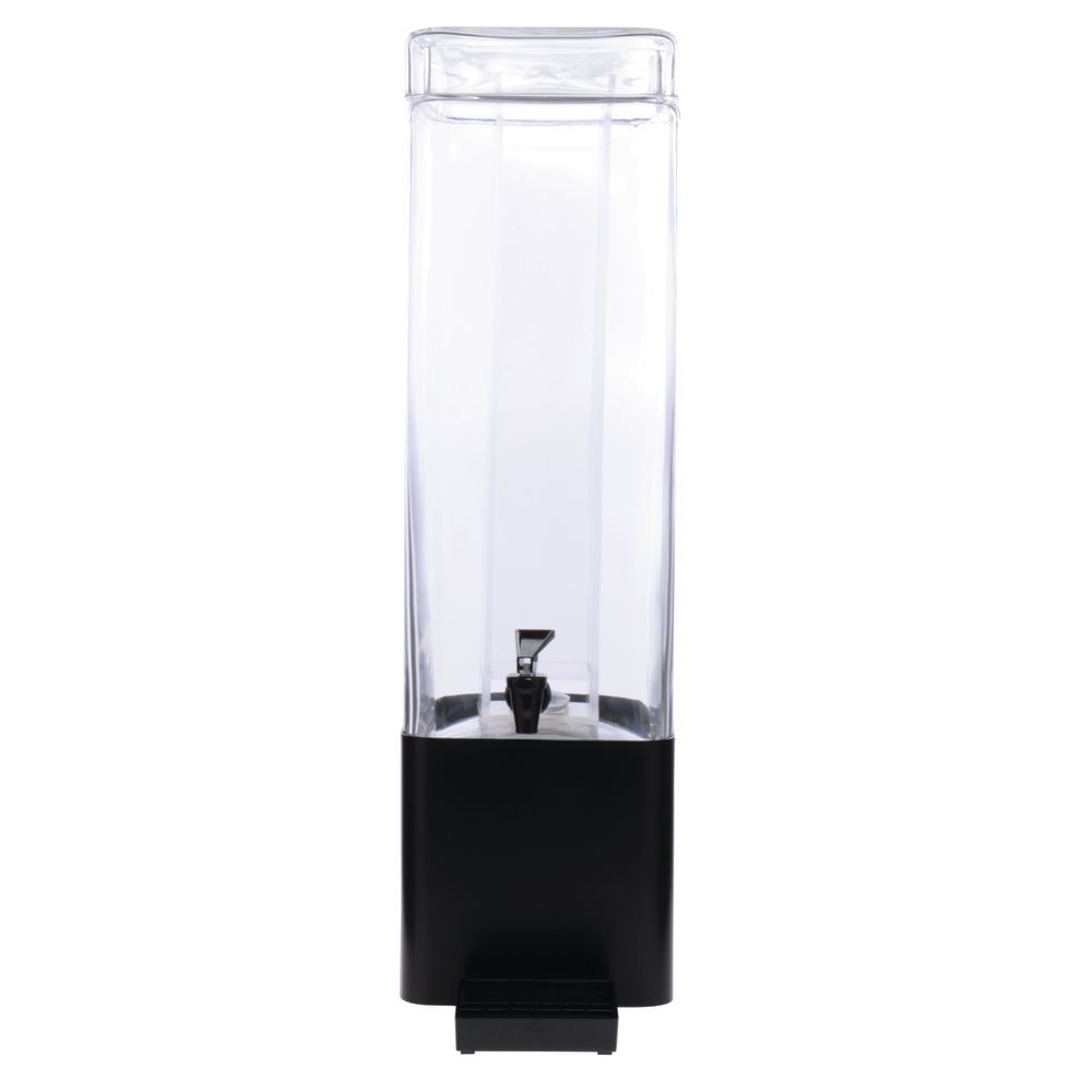 DISPENSER, BEVERAGE, GLASS, 3 GALLON