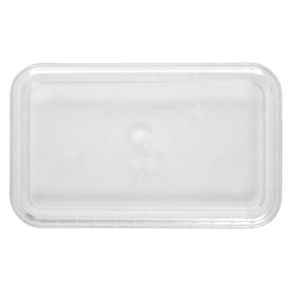 """COVER, CLEAR, FOR 5LB.CROCK 10X6"""""""
