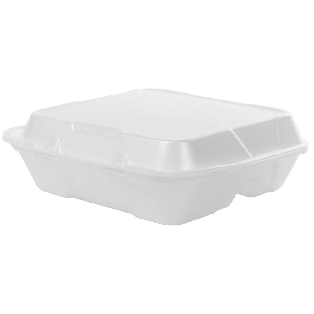3-Compartment Carryout Container