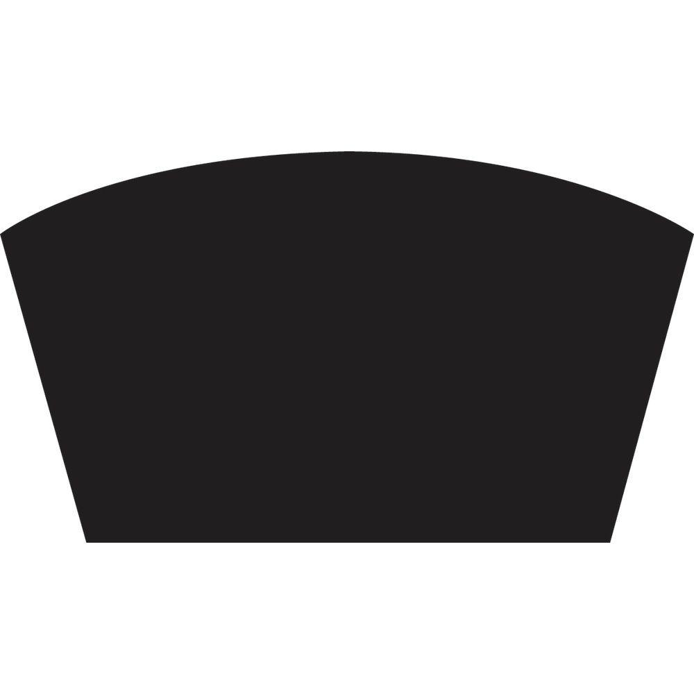 TAG, 360 FLEX TEMP, BLACK CURVE TOP, 1C, 12
