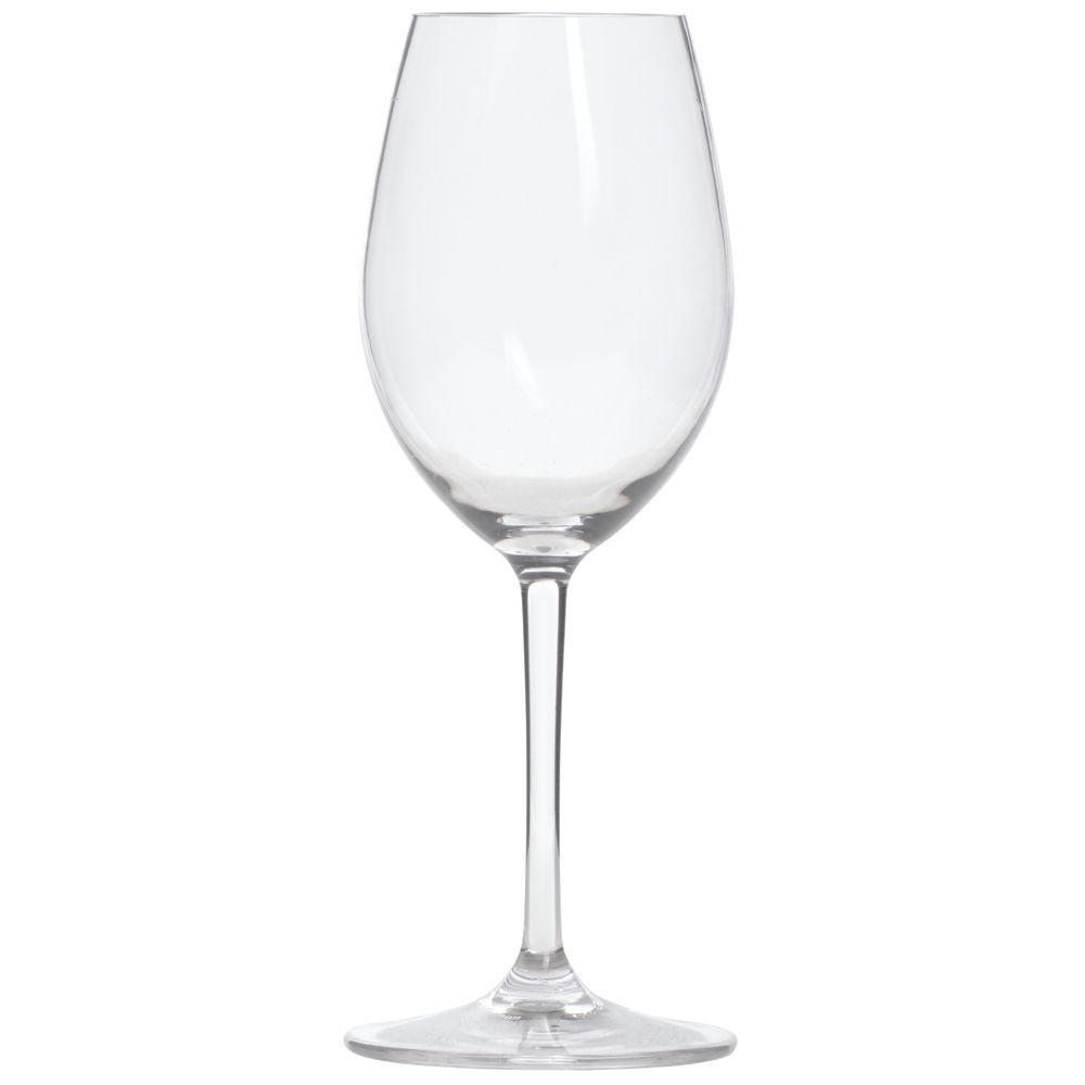 GLASS, WHITE WINE, PLASTIC, ALIBI, 11 OZ