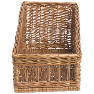 TAPERED BASKET 10X18X10H-6H OPEN END
