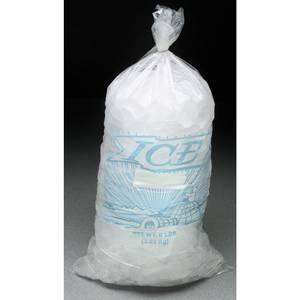 BAG, ICE, METALOCENE, 5#, PLAIN, 9 X 18