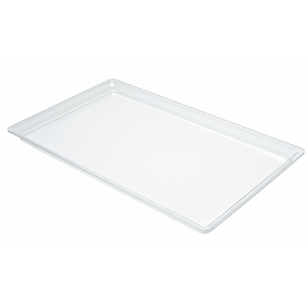 Rectangular Acrylic Tray in Clear