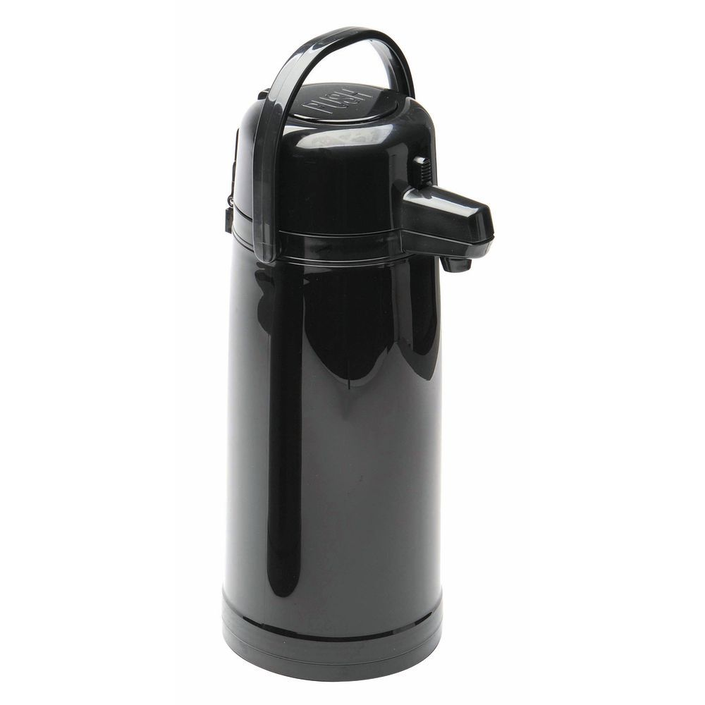 ECO-AIR PLAS.COV.AIRPOT, BLACK, PUMP LID