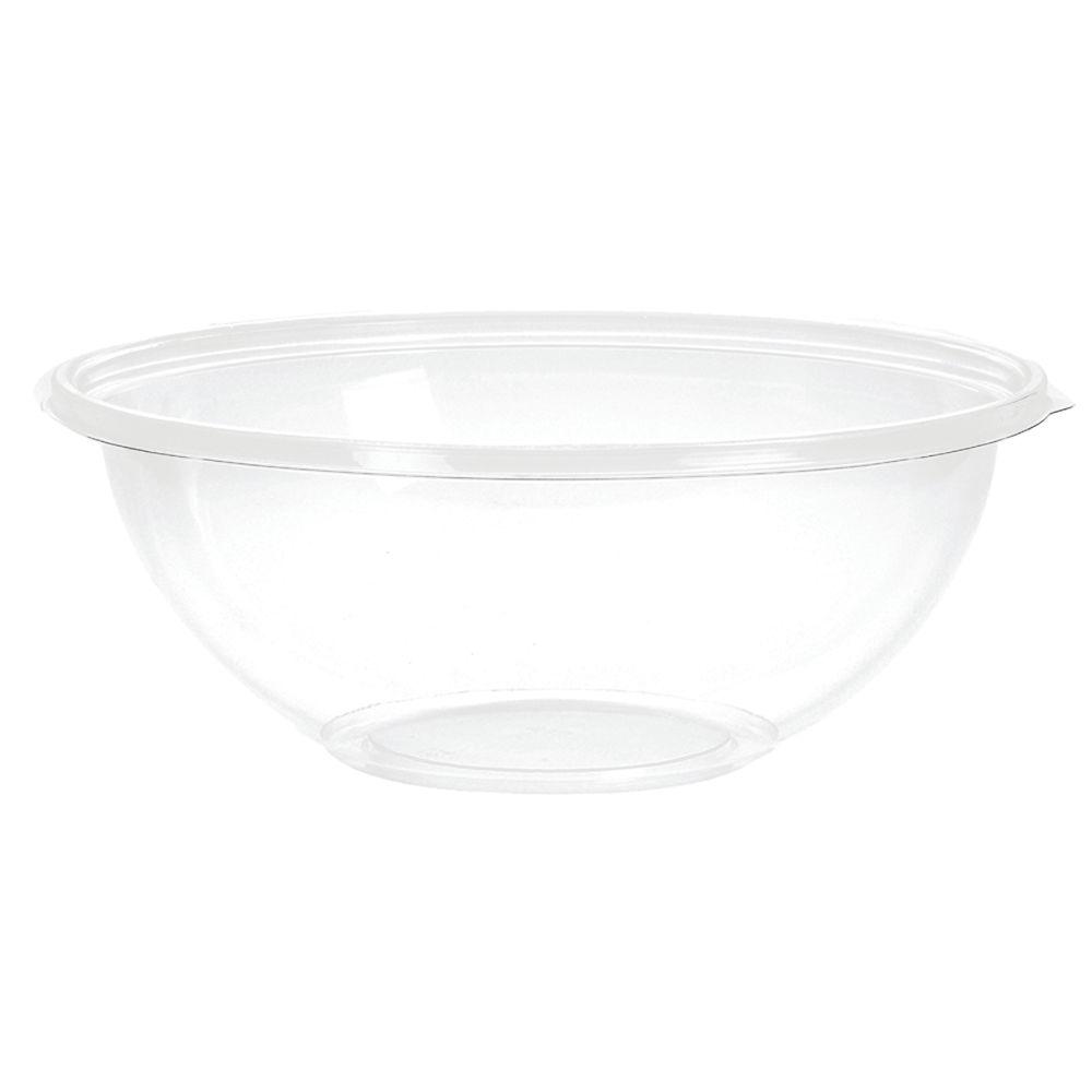 Clear Plastic Bowl PETE 16 Oz