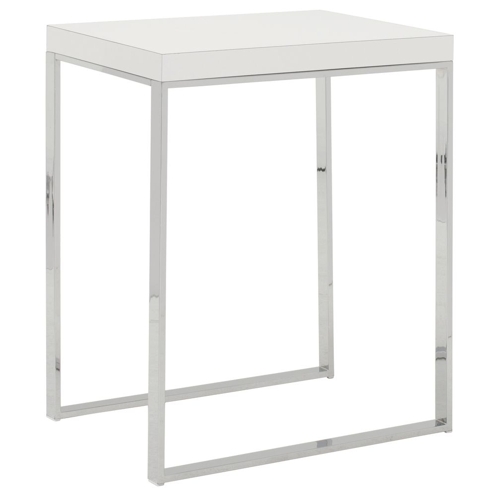 485aee7a1bd9 White Nesting Table - Small