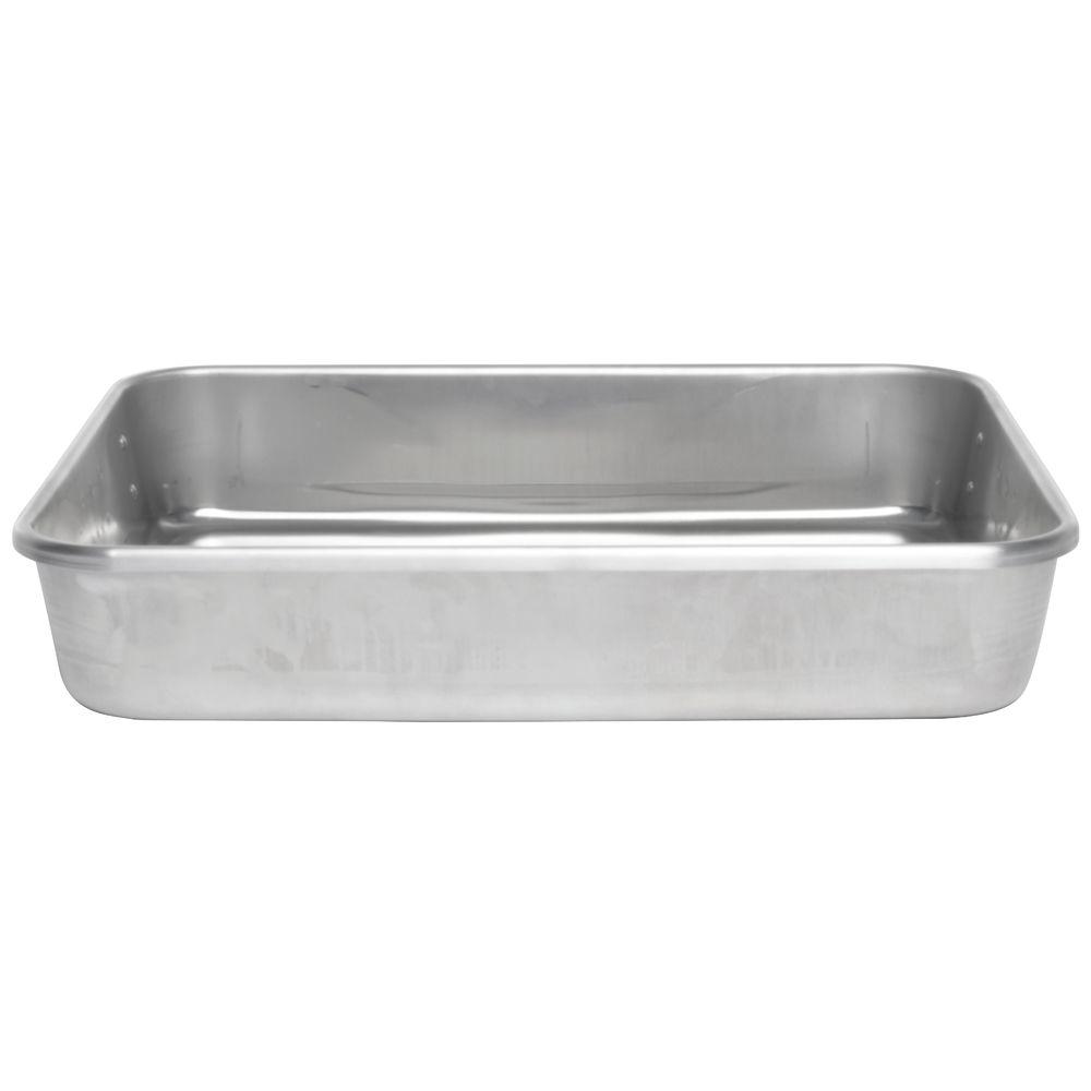 PAN, TOP, ROASTING W/STRAPS 24X18X4 3/4