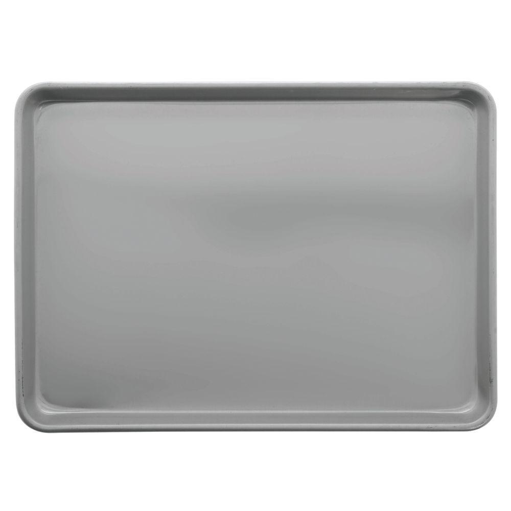 "Chicago Metallic Aluminum Baking Pan AmeriCoat Glaze Half Size 18""L x 13""W 18 Gauge"