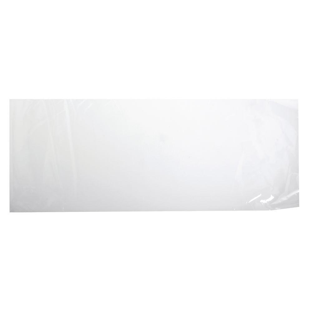 "BAGS-PLAIN 8""X21"" (1000 BAGS/CS)"