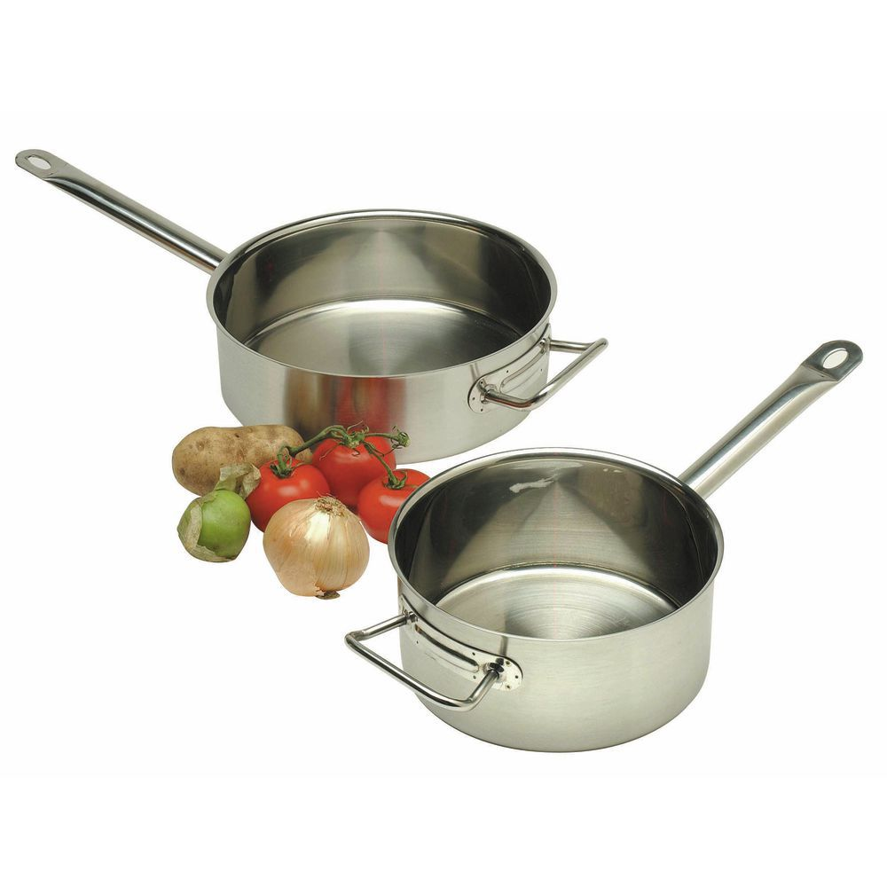 Vollrath Jacob's Pride Intrigue 2 1/4 Qt. Sauce Pan Stainless Steel
