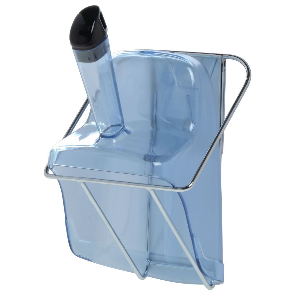 Rubbermaid Proserve Ice Scoop With Hand Guard + Holder
