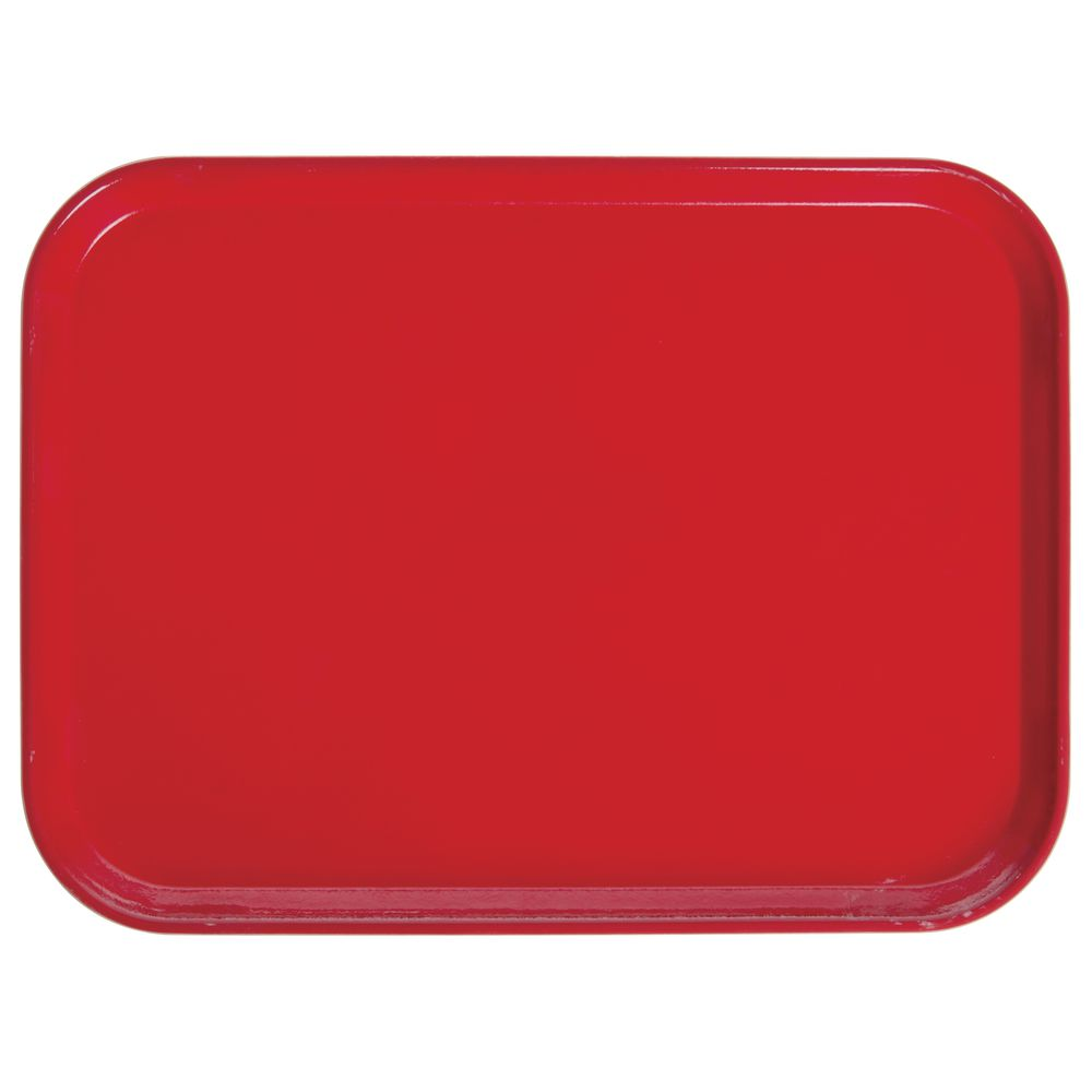 CAMTRAY, 18 X 14, RED