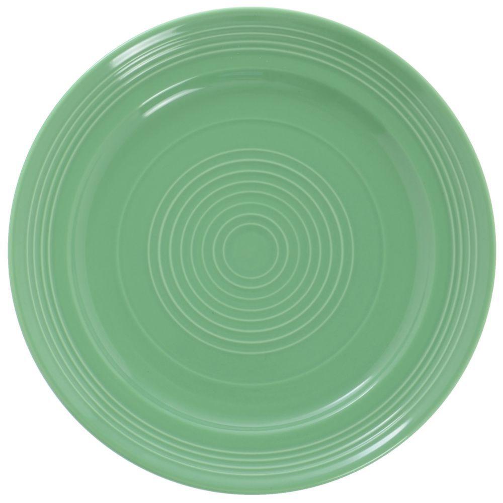sc 1 st  Hubert.com & Tuxton© Concentrix Cilantro China Plate - 10 1/2 Dia
