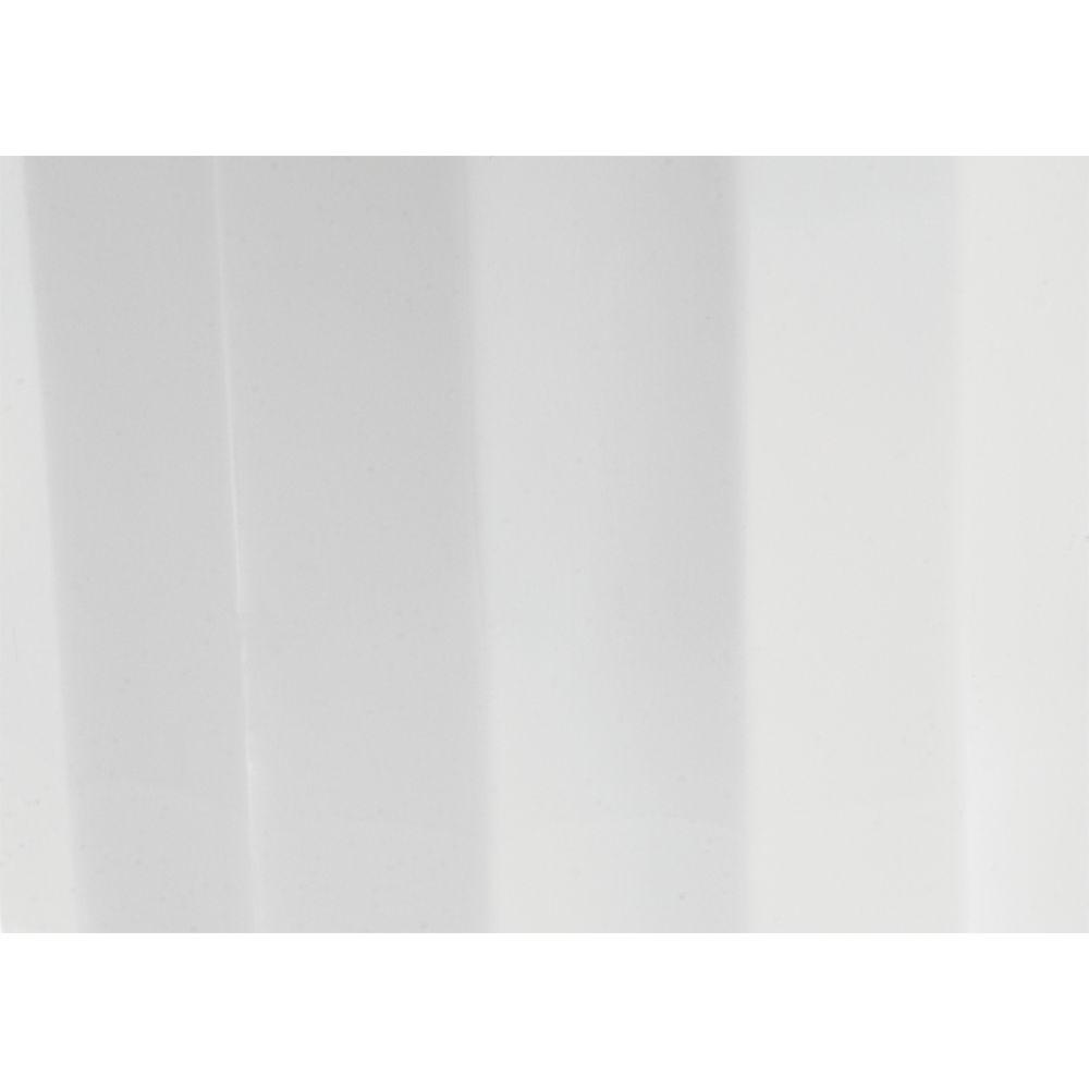 PITCHER, PANEL, GLASS, MILK WHITE, 40 OZ