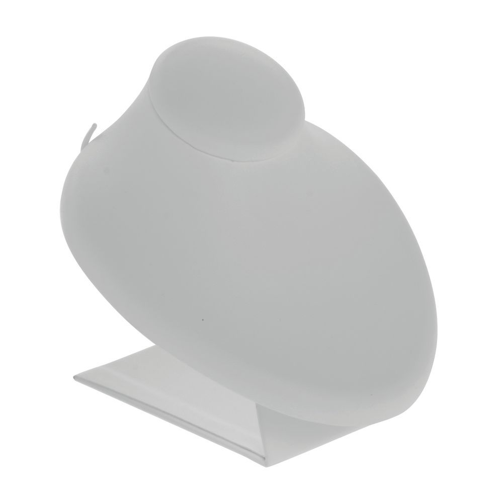 Small Neck Display with Stand-Up Form.