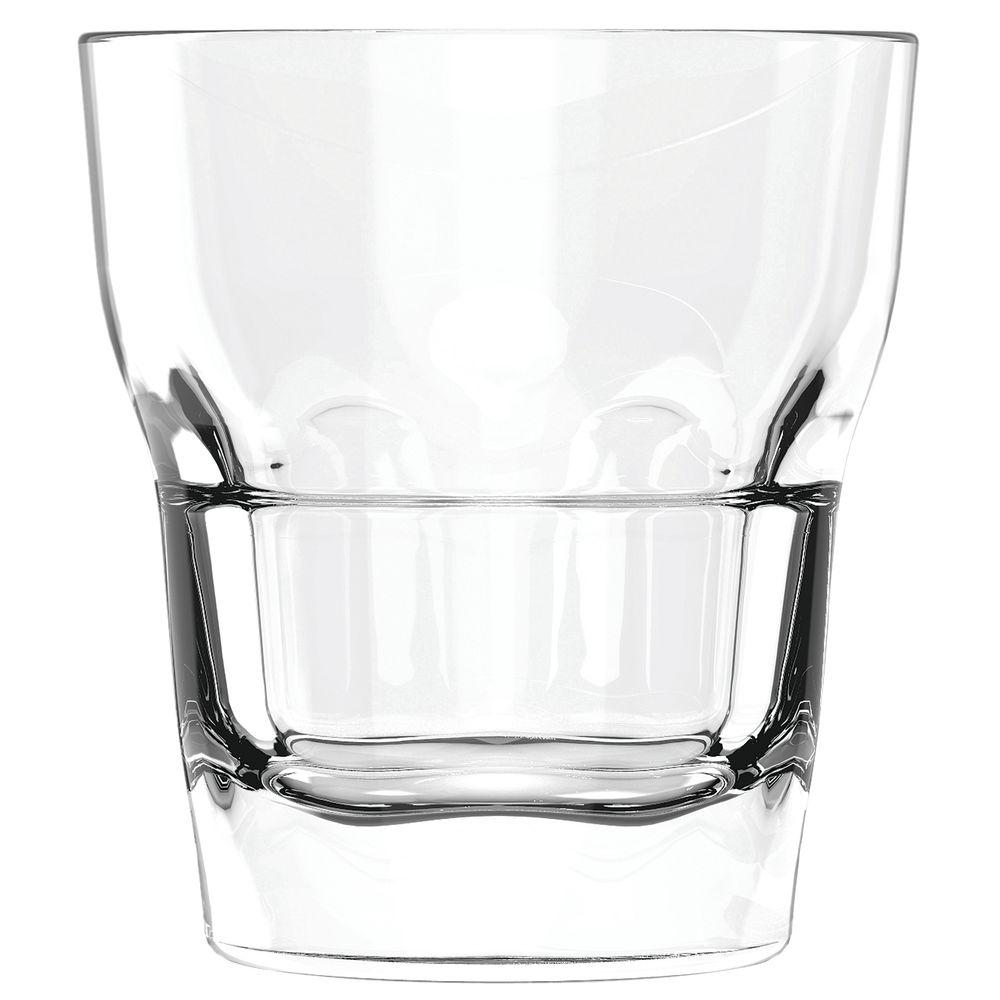 TUMBLER, GLASS, TRIBOROUGH, DOF, 12OZ, CS/36