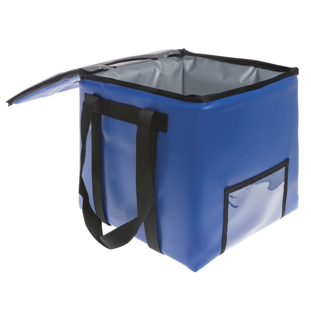 Sterno<sup>®</sup> Blue Insulated Milk Crate Bag