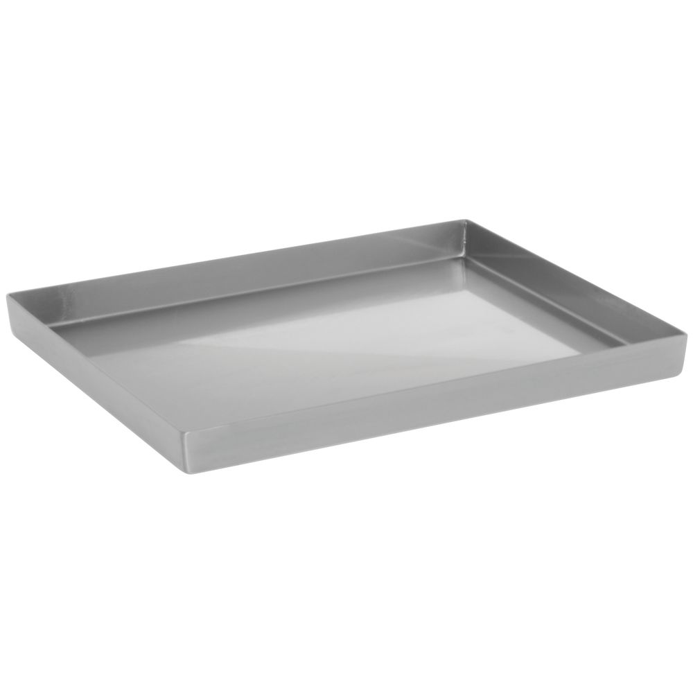 "PAN, 10""X12""X1"", BRUSHED FINISH, 304 SS"