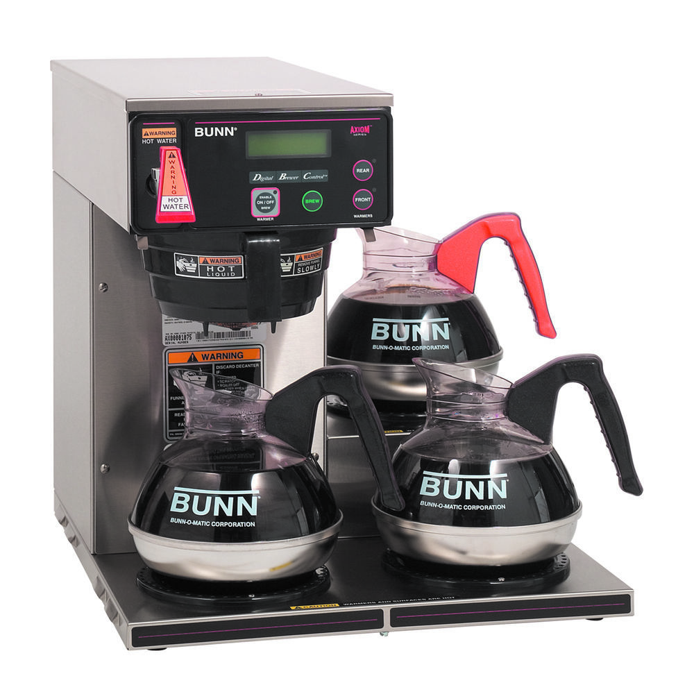 Bunn® 12 Cup Commercial Coffee Maker