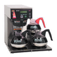 BREWER, COFFEE, AUTOMATIC, 3 WARMERS, US