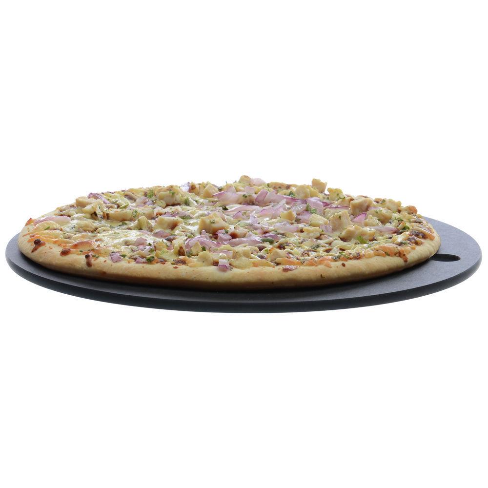 Epicurean Slate Wood Fiber Laminate Pizza Board Without Handle 16Dia