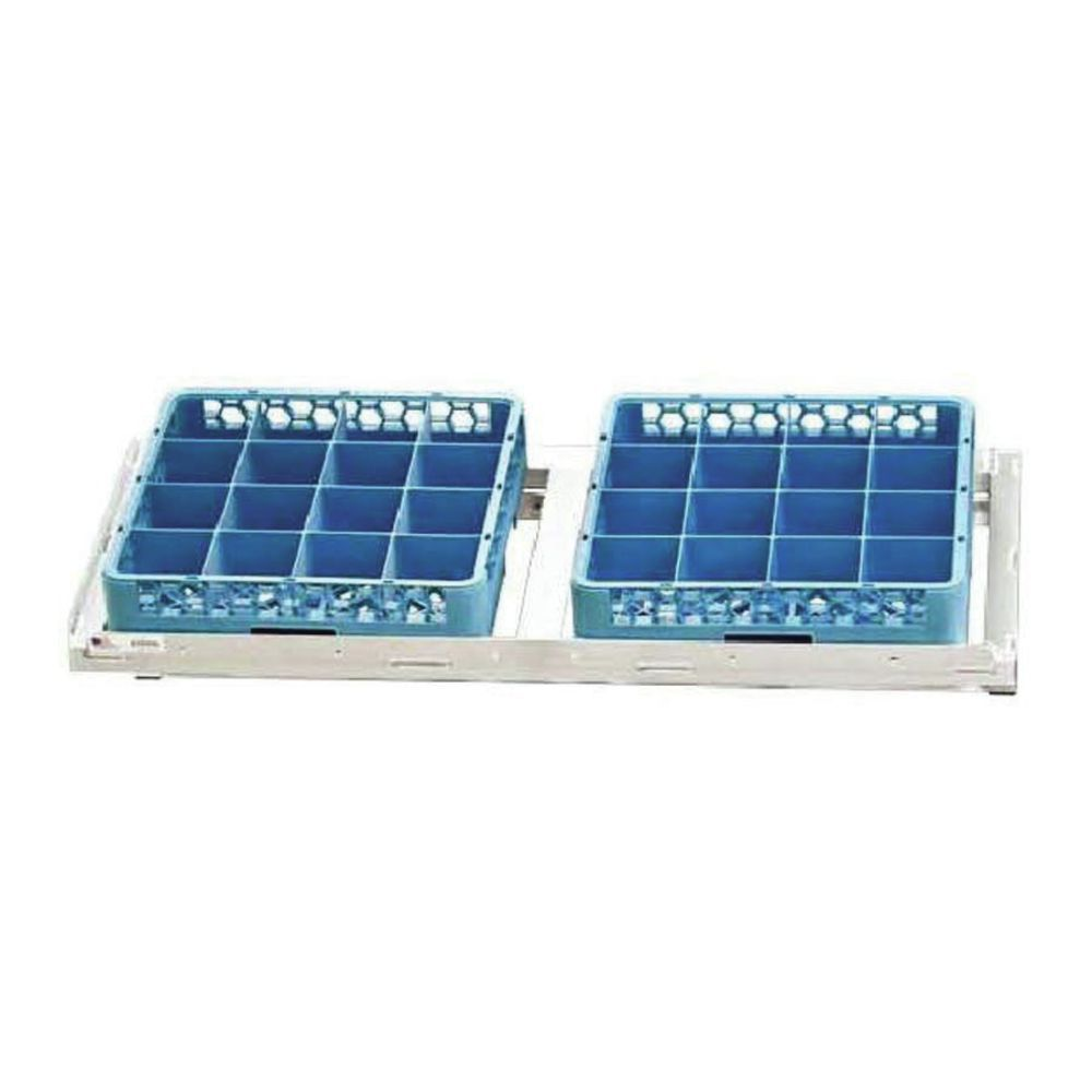 """DOLLY, CUP/GLASS RACK, 20 5/8X22 3/8"""""""