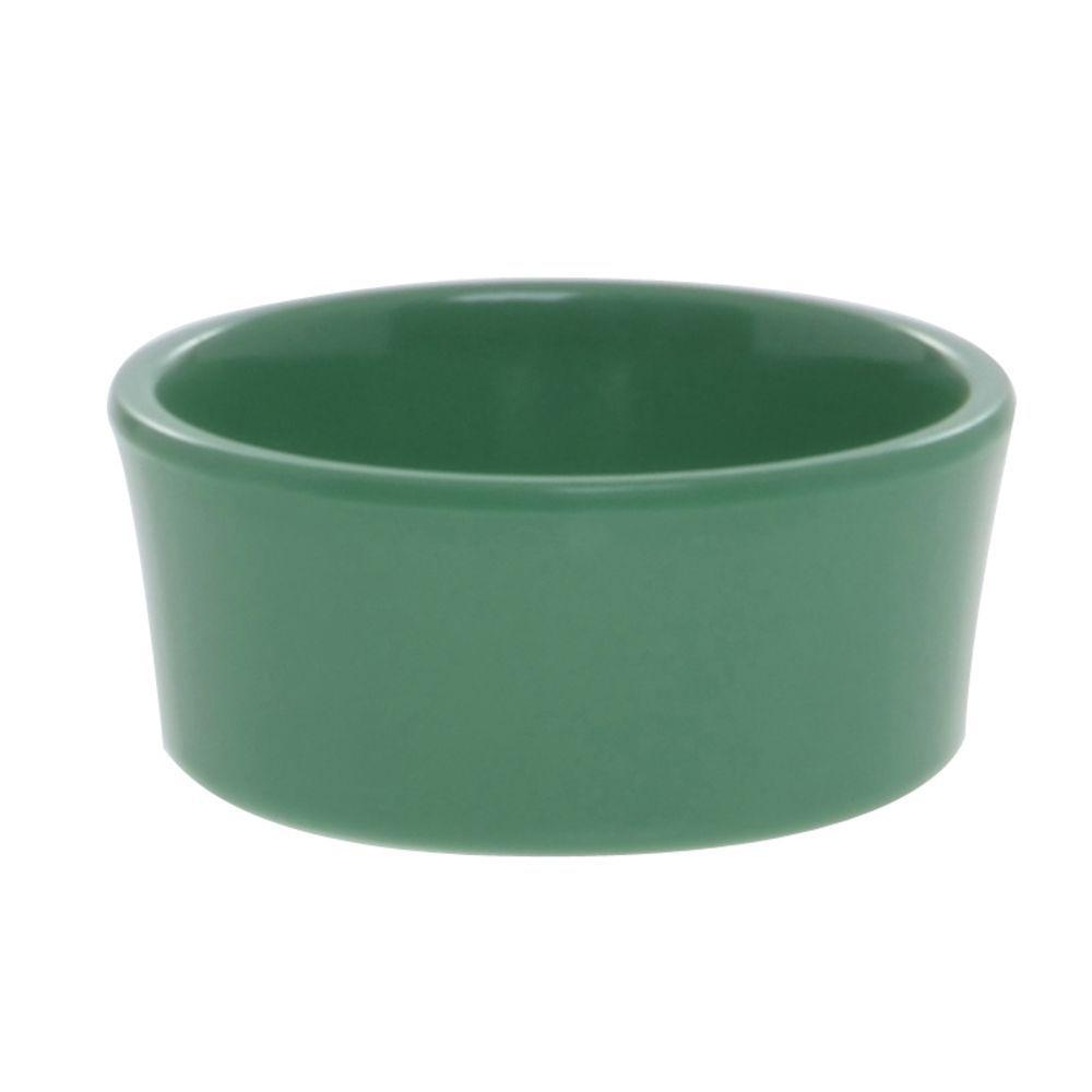 Elite Rio Ramekin 4 Oz Autumn Green Melamine
