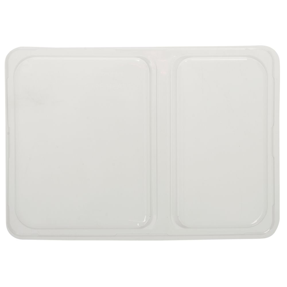 Clear Lid for 32 Oz TreeSaver™ 2-Compartment Tray #50172 250/Cs