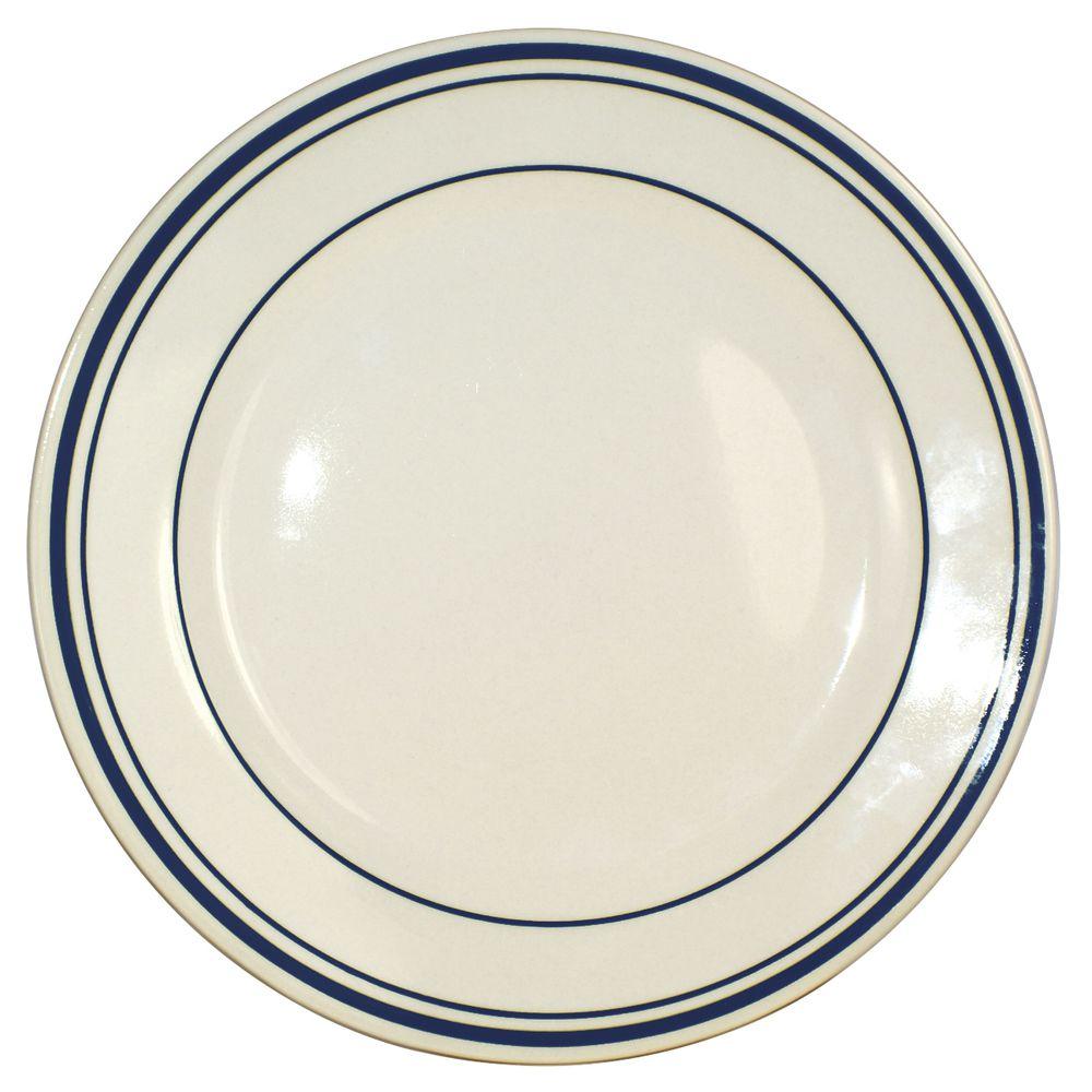 "PLATE, DINNER, STONEWARE, 9.75"", CATANIA"