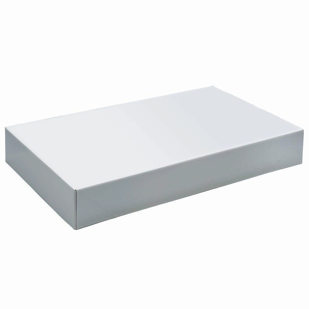 White Apparel Gift Boxes