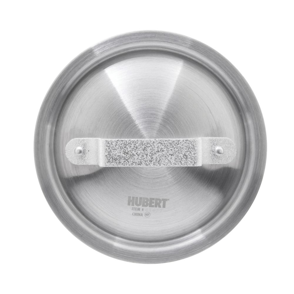 COVER, ALUM FOR 1-1/2QT SAUCE PAN-HUBERT