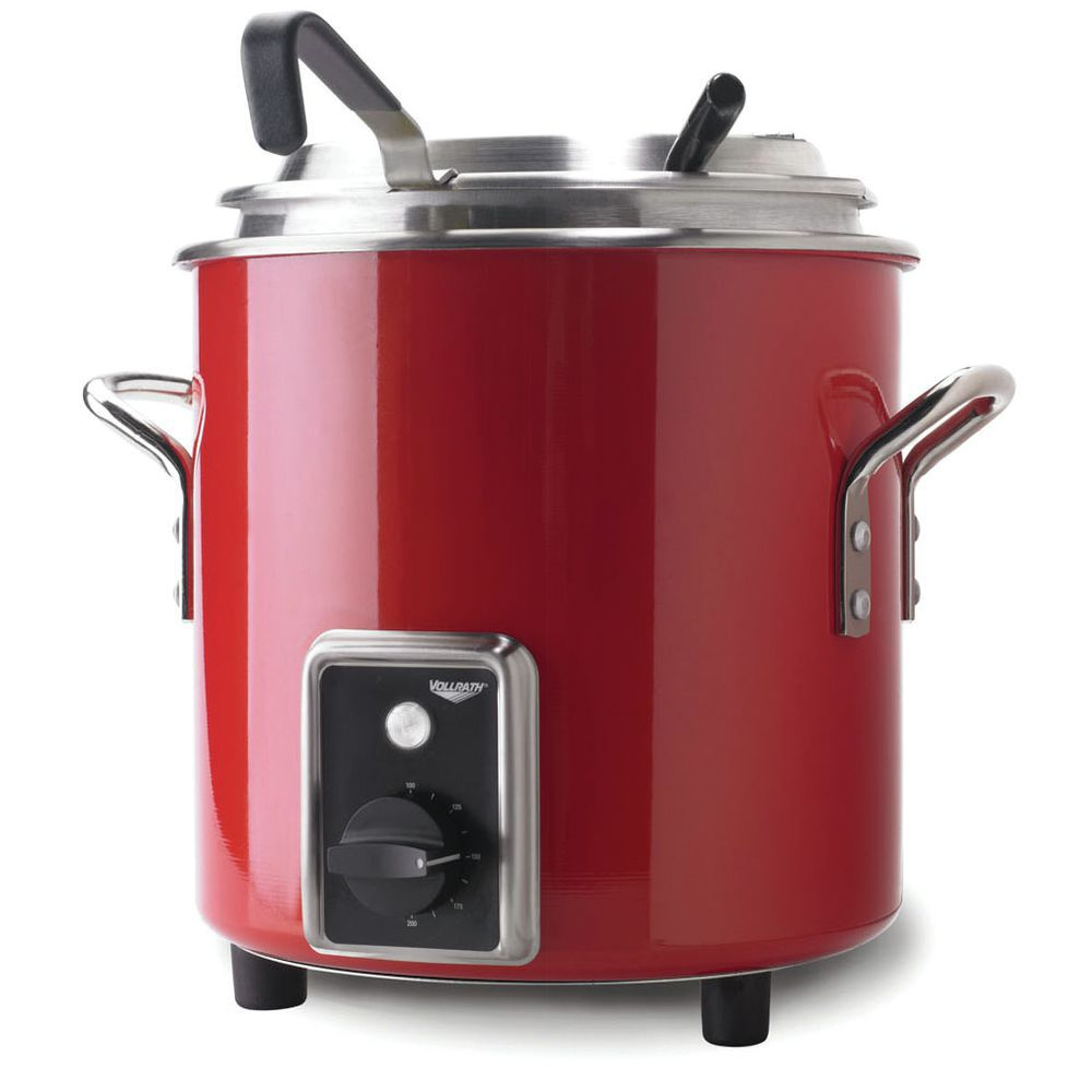 RETHERMALIZER, STOCKPOT, 7QT, FIRE ENGINE R