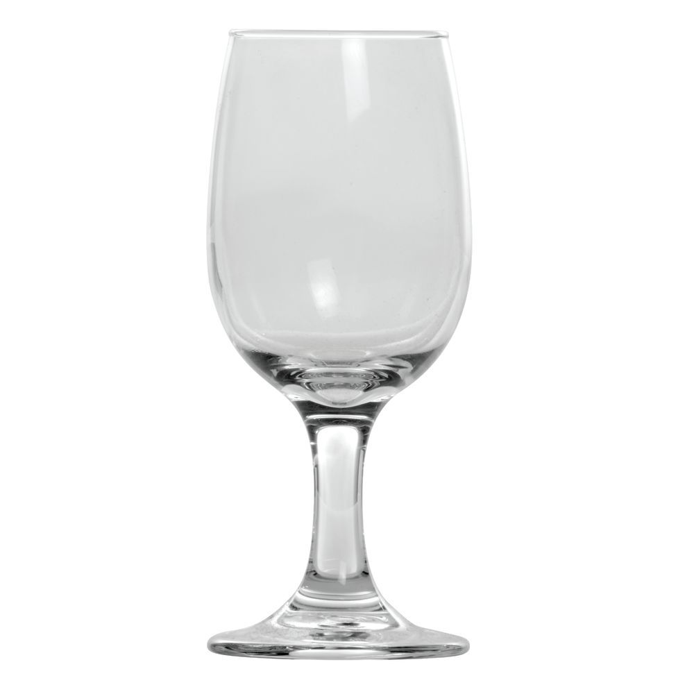 GLASS, EMBASSY WINE PEAR SHAPE, 8.5 OZ.