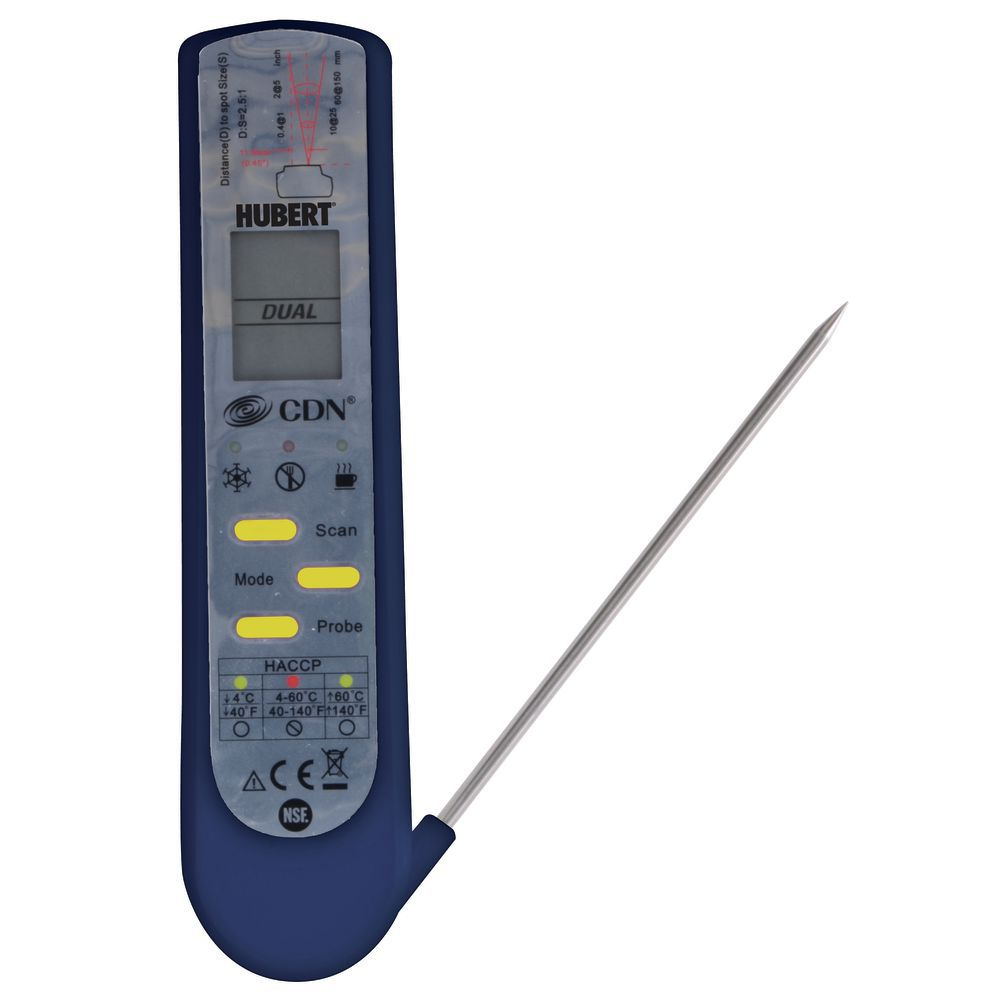 THERMOMETER, INFRARED/PROBE COMBO NSF