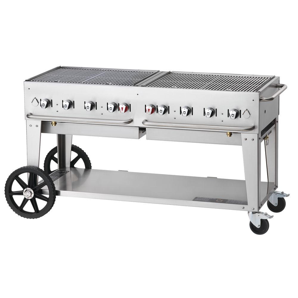 New Age Aluminum Heavy-Duty Utility Cart