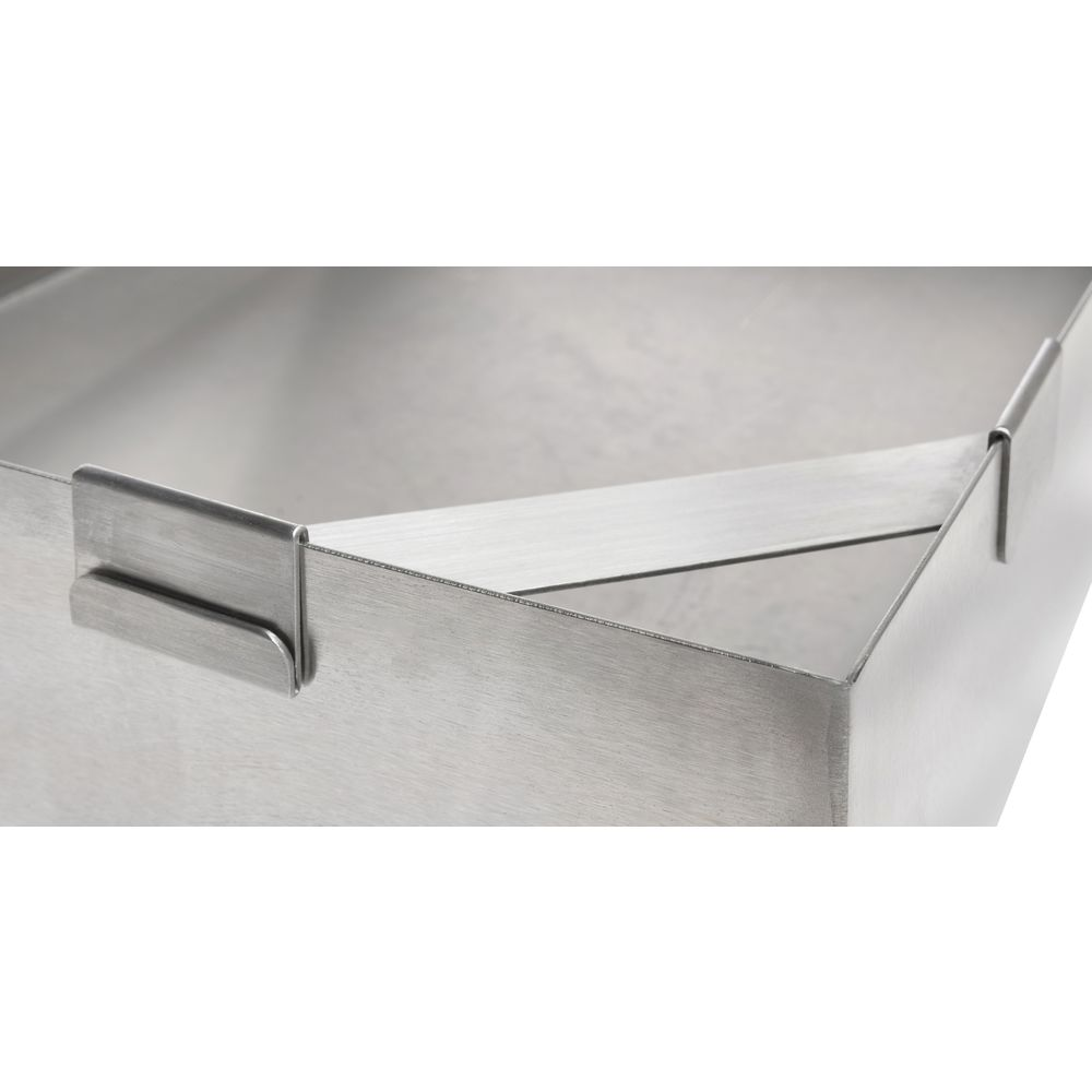HOLDER, SPOON/TONG, FOR STRAIGHT PAN