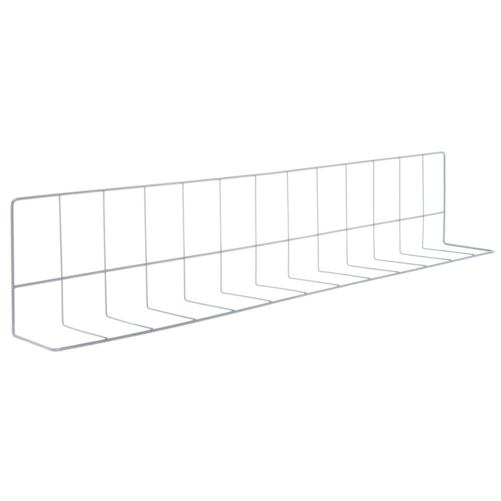 "WHITE 30X6X4""WIRE FENCE DIVIDER"
