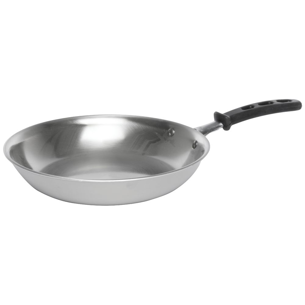 |10 Inch Stainless Steel Frying Pan with a 3004 Aluminum Core.