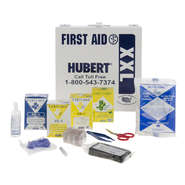 FIRST AID KIT, 230PCS, 50PERSON, METAL
