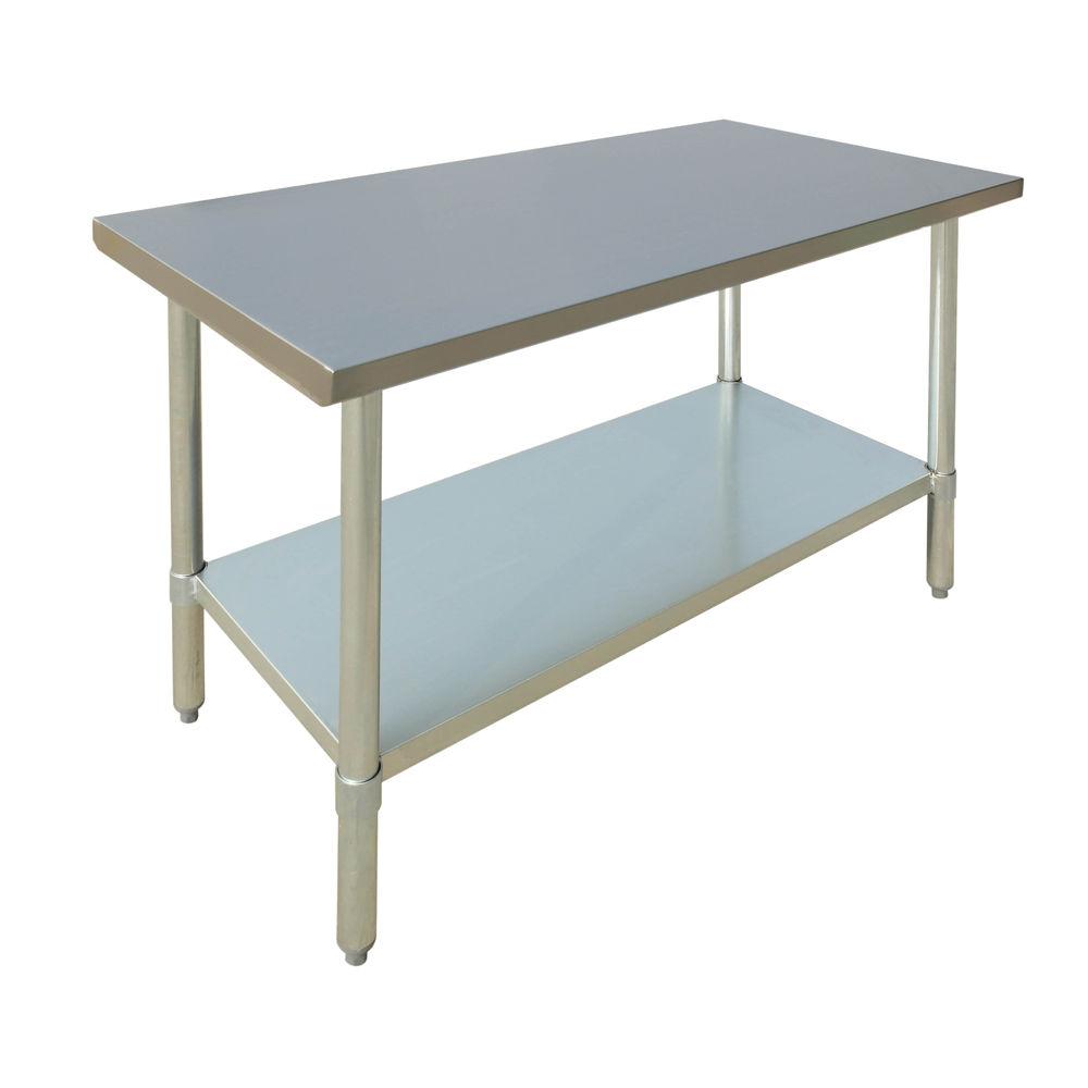 TABLE, S/S, 60X24X34