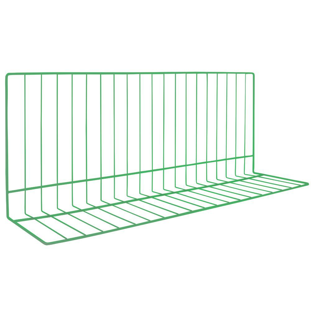 """GREEN 30X12X8""""WIRE FENCE DIVIDER"""