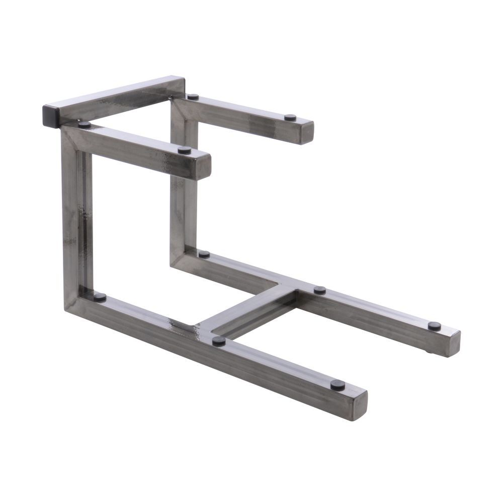 Expressly HUBERT® Galvanized Chic Collection 2-Tier Rack - 8